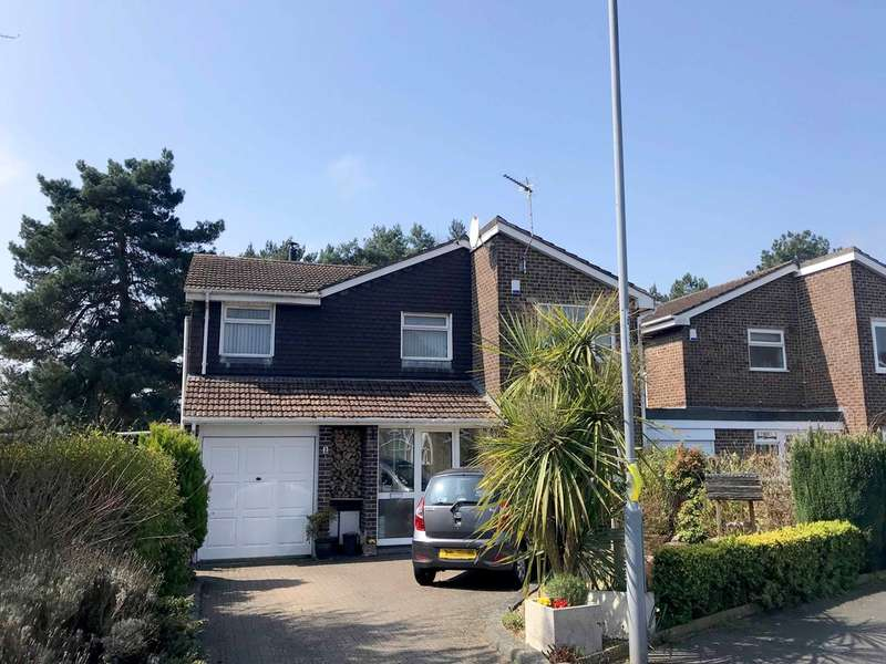 4 Bedrooms Detached House for sale in West Christchurch