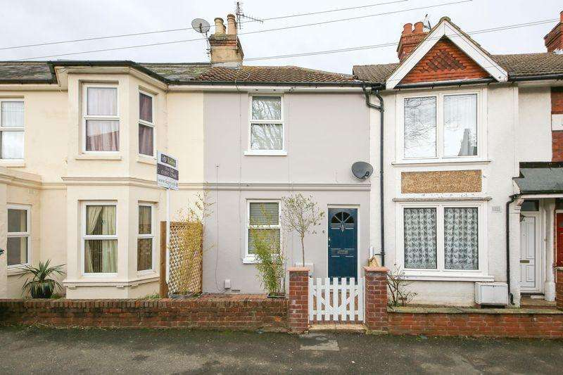 3 Bedrooms Terraced House for sale in Meadow Road, Southborough