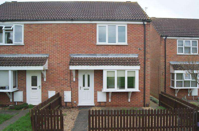 2 Bedrooms Terraced House for sale in Mill Green, Newark