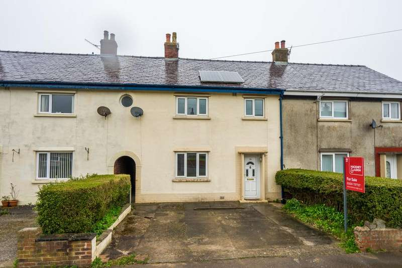 3 Bedrooms Terraced House for sale in 16 Dunkirk Avenue, Carnforth, Lancashire LA5 9BA