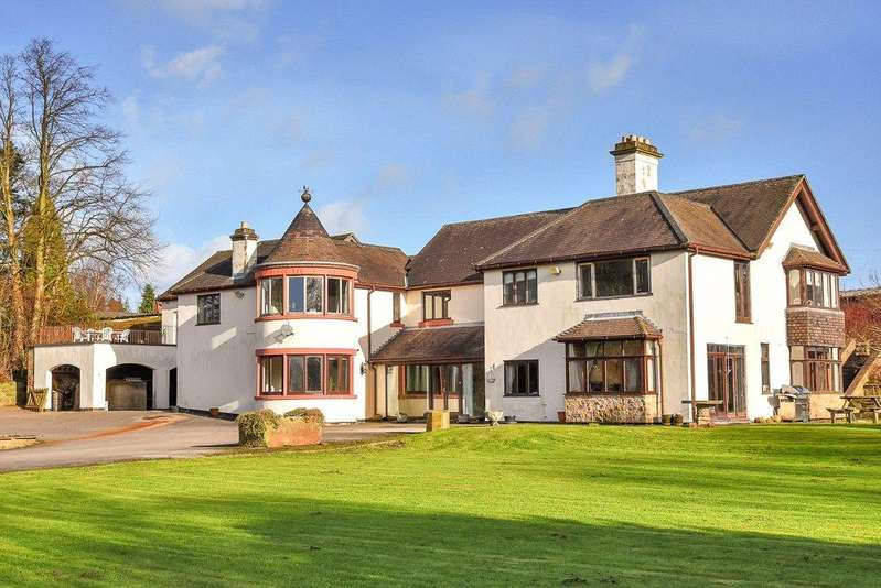 5 Bedrooms Detached House for sale in Off Rigga Lane, Duffield, Belper