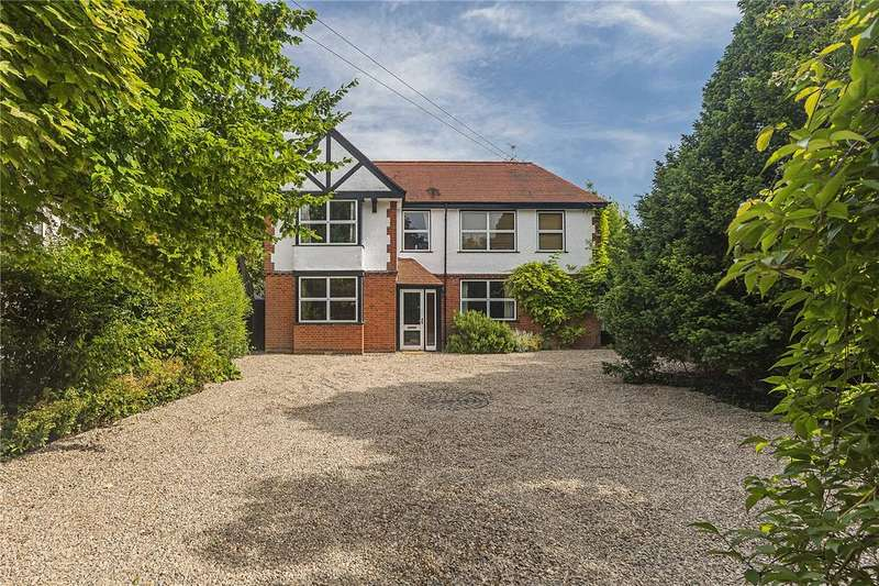 5 Bedrooms Detached House for sale in Babraham Road, Cambridge, CB2