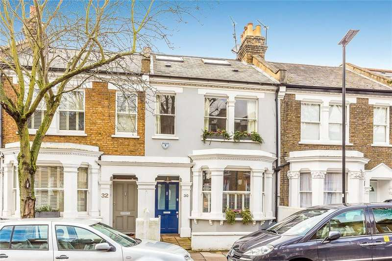 4 Bedrooms Terraced House for sale in Duke Road, Glebe Estate, London, W4
