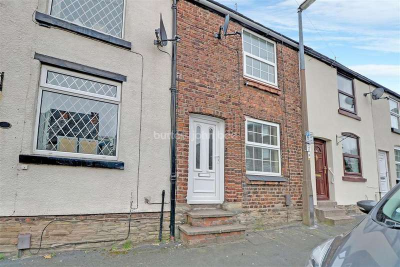 2 Bedrooms Terraced House for sale in Fountain Street, Macclesfield