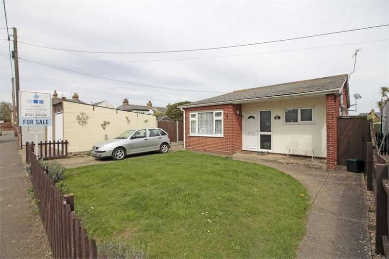 5 Bedrooms Detached Bungalow for sale in New Road, Tollesbury, MALDON, Essex