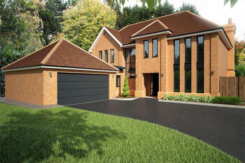 5 Bedrooms Detached House for sale in Pine Grove, BISHOP'S STORTFORD, Hertfordshire