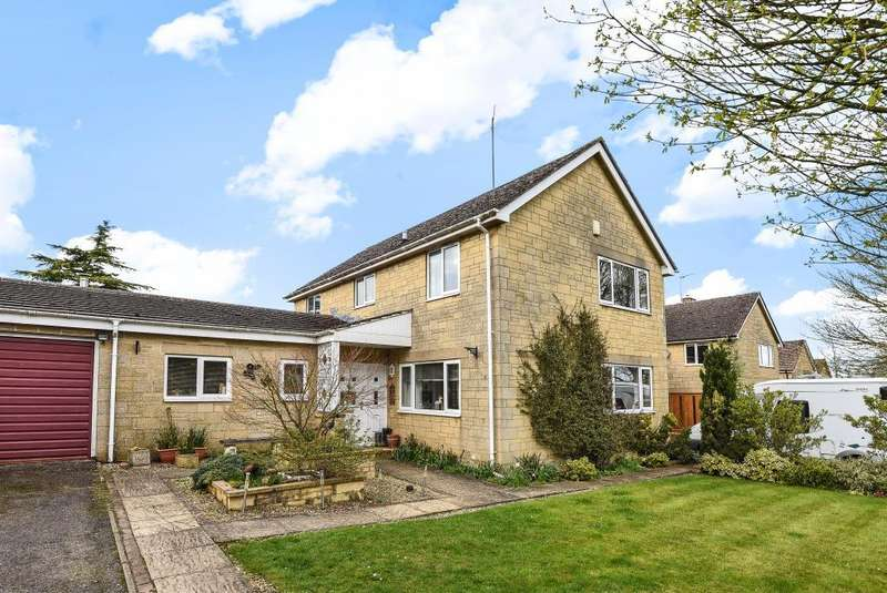 4 Bedrooms House for rent in The Spinneys, Enstone, OX7
