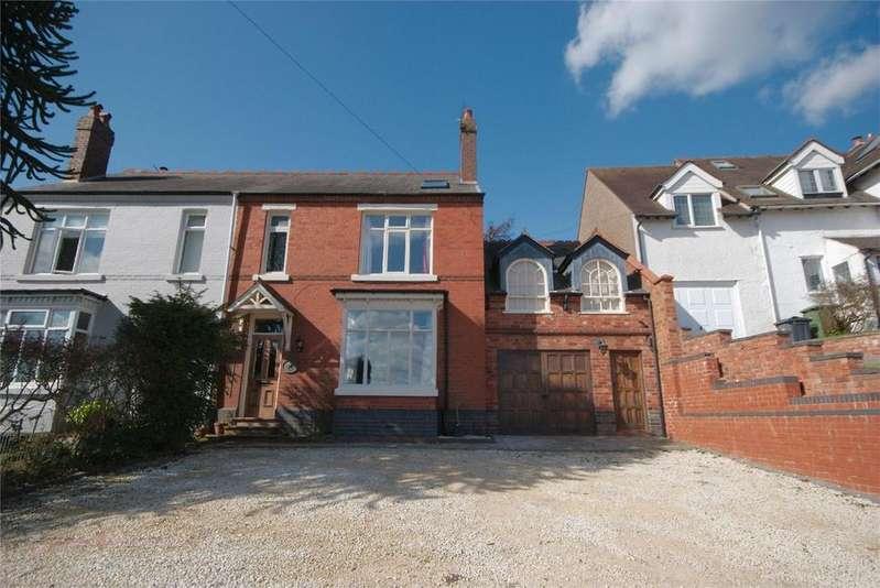 4 Bedrooms Semi Detached House for sale in Erdington Road, Aldridge, WALSALL, West Midlands