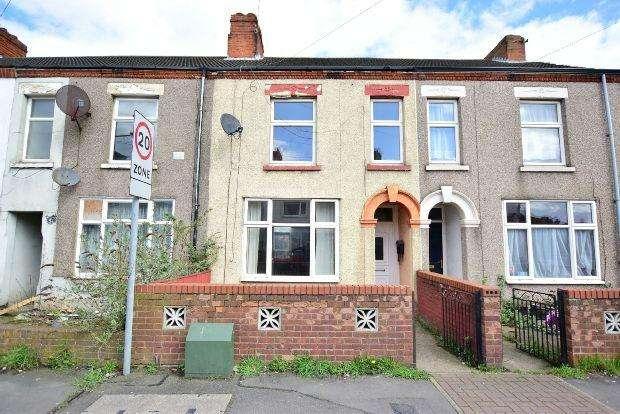 3 Bedrooms Terraced House for sale in Elsenham Road, GRIMSBY