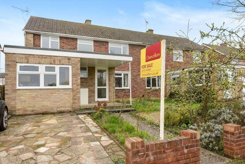 3 Bedrooms House for sale in Kersey Crescent, Newbury, RG14