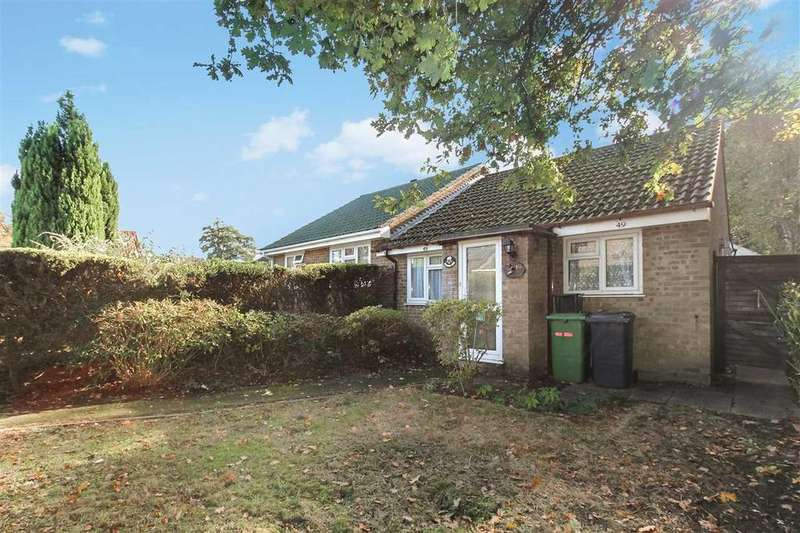 2 Bedrooms Bungalow for sale in Jacaranda Close, Bordon, Bordon