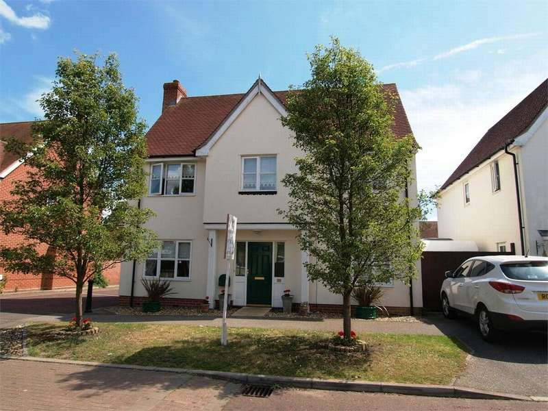6 Bedrooms Detached House for sale in Shelley Avenue, Tiptree, Essex