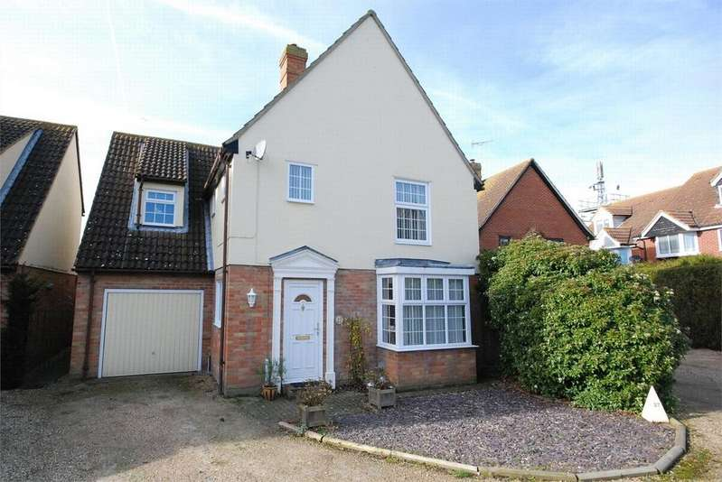 4 Bedrooms Detached House for sale in Wisdoms Green, Coggeshall, Colchester, Essex