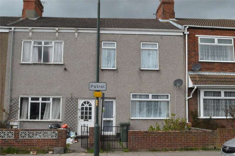 3 Bedrooms Terraced House for sale in Heneage Road, Grimsby, DN32