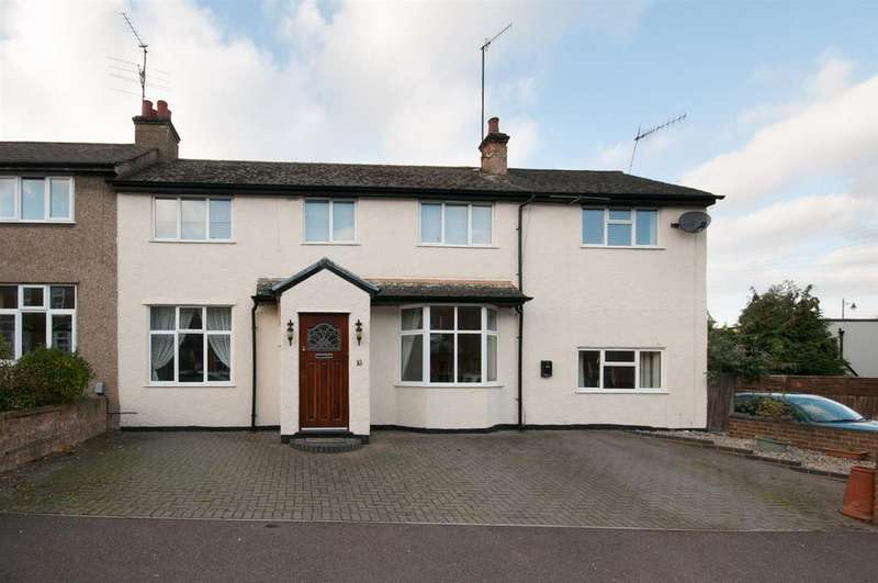 4 Bedrooms Semi Detached House for sale in Orchard Street, Hemel Hempstead