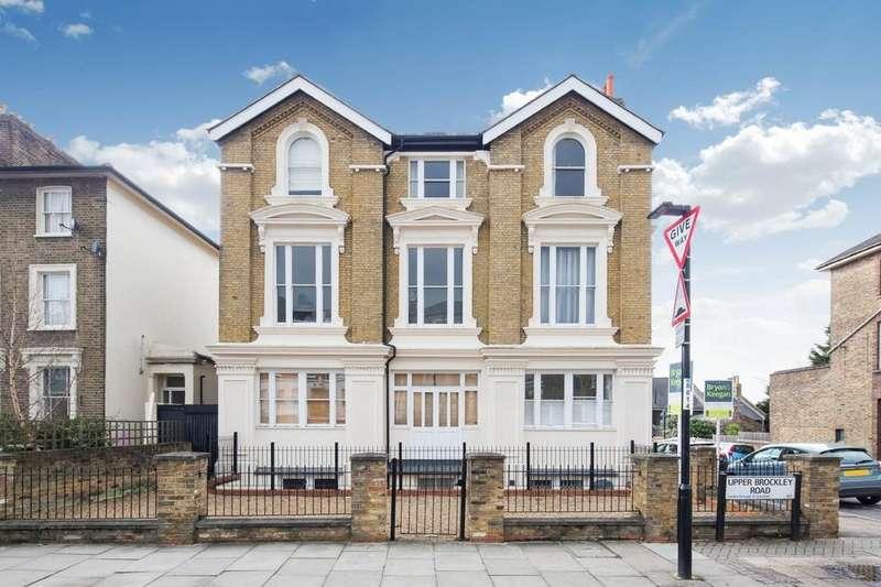 2 Bedrooms Apartment Flat for sale in Upper Brockley Road, London, SE4 1ST