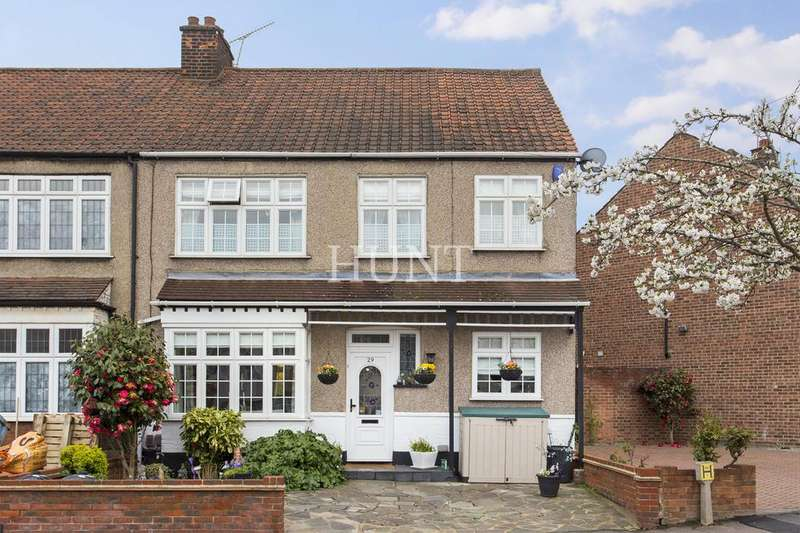 4 Bedrooms End Of Terrace House for sale in Gaynes Hill Road, Woodford Green, Essex IG8