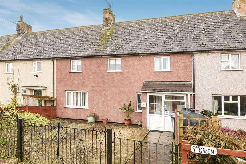 3 Bedrooms Terraced House for sale in The Green, Stanton Harcourt, Witney