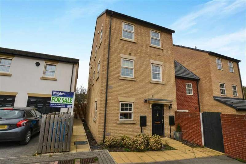 2 Bedrooms Terraced House for sale in Boothferry Park Halt, West Hull, Hull, HU4
