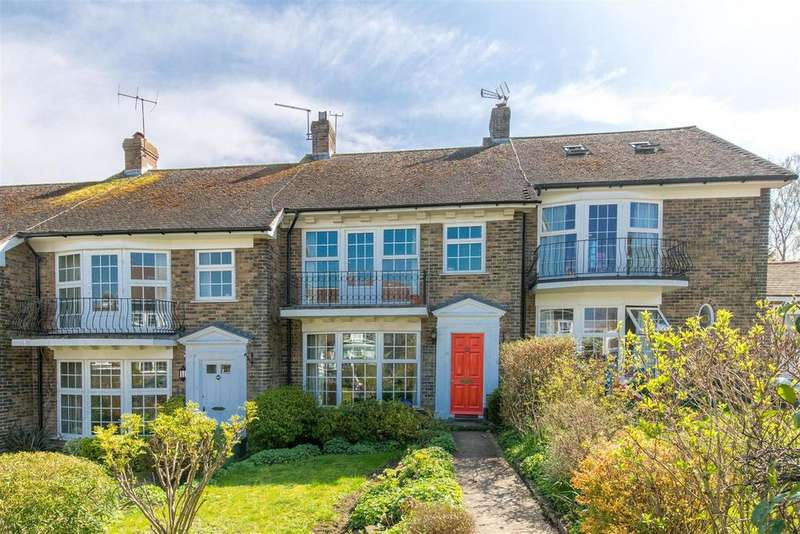 3 Bedrooms Terraced House for sale in Rufus Close, Lewes