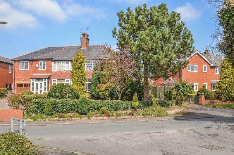 3 Bedrooms Semi Detached House for sale in Marsh Lane, Longton, Preston