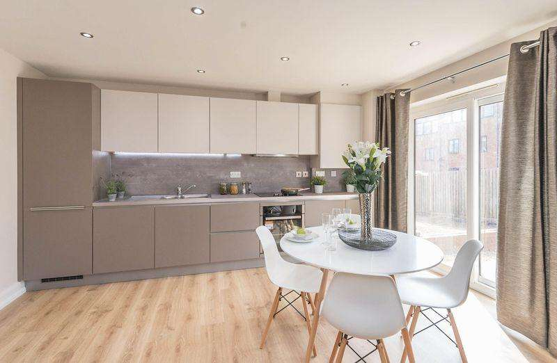 1 Bedroom Apartment Flat for sale in Green Oak House, Lemont Road, Totley, S17 4HA - Ground Floor Apartment
