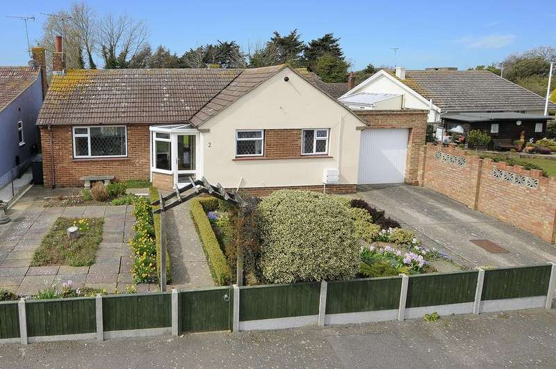 2 Bedrooms Detached Bungalow for sale in Richmond Drive, Herne Bay, Kent