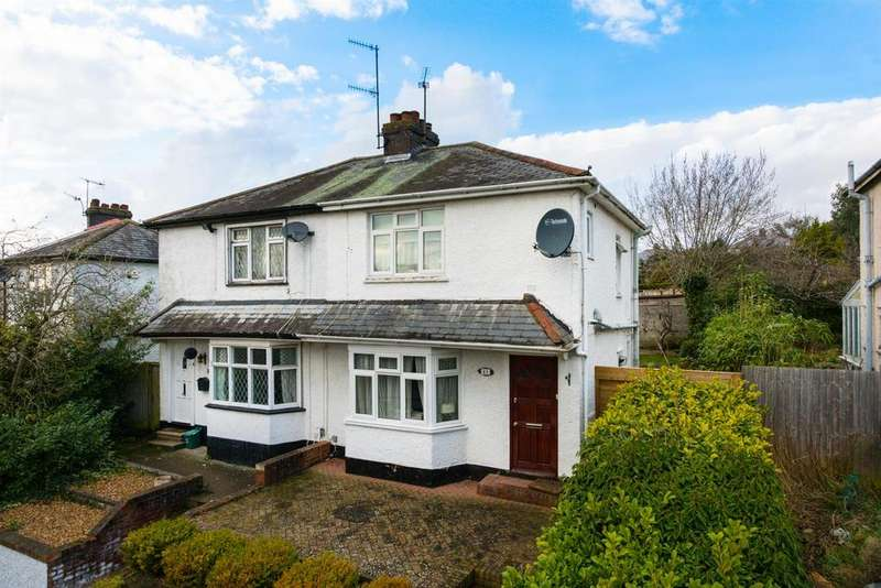3 Bedrooms Semi Detached House for sale in Chapel Street, Hemel Hempstead