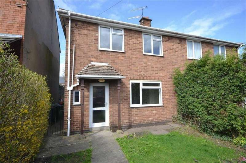 2 Bedrooms Semi Detached House for rent in Wheat Street, Nuneaton, Warwickshire