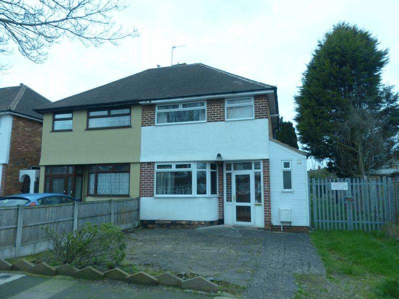 2 Bedrooms Semi Detached House for sale in Southgate Road, Great Barr