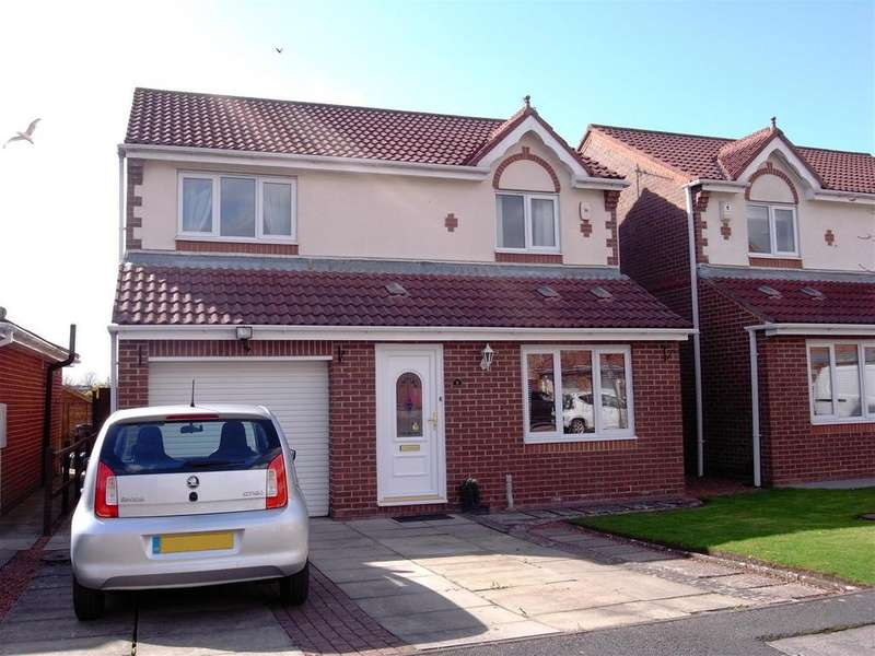 3 Bedrooms Detached House for sale in Mansley Court, Darlington