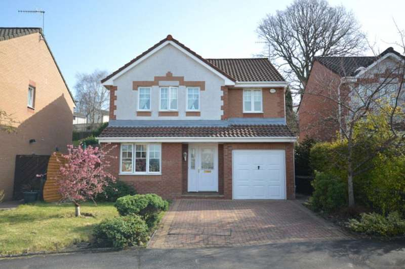 4 Bedrooms Detached House for sale in Argyll Avenue, Dumbarton G82 3NS
