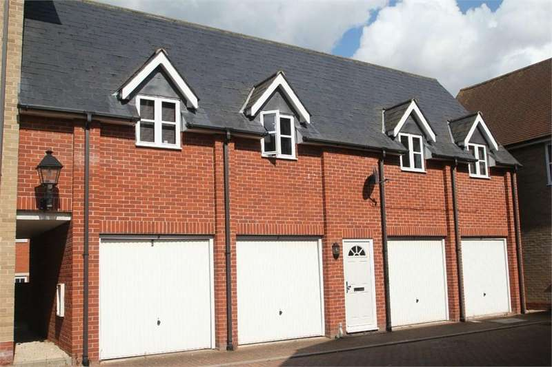 2 Bedrooms Flat for sale in Connaught Close, Colchester, CO1