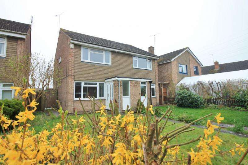 2 Bedrooms Semi Detached House for sale in WYMANS BROOK, GL50