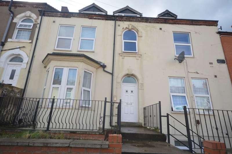 2 Bedrooms Flat for sale in Regent Street, Wakefield, WF1