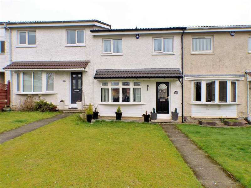 3 Bedrooms Terraced House for sale in Durward, Calderwood, EAST KILBRIDE