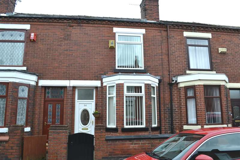 2 Bedrooms Terraced House for sale in Selwyn Street, Leigh