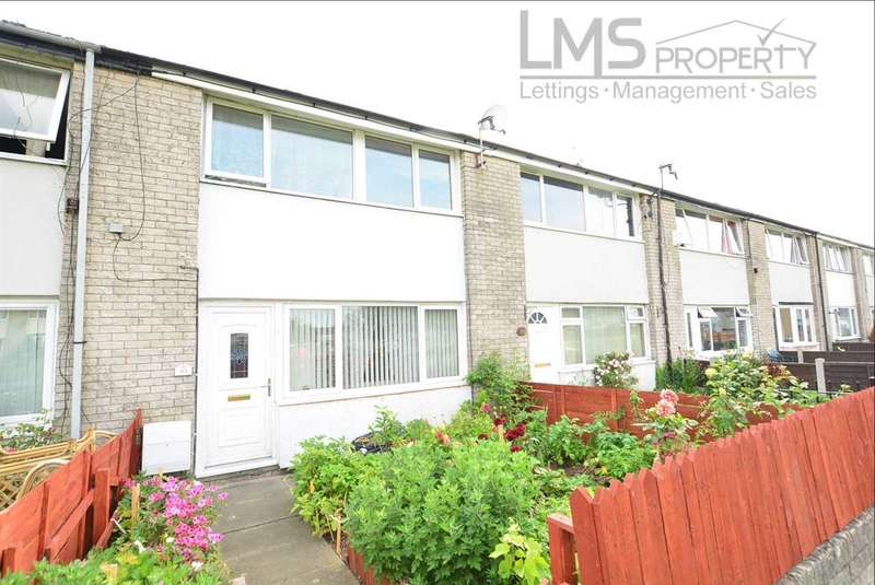 3 Bedrooms Terraced House for sale in Bradbury Road, Winsford