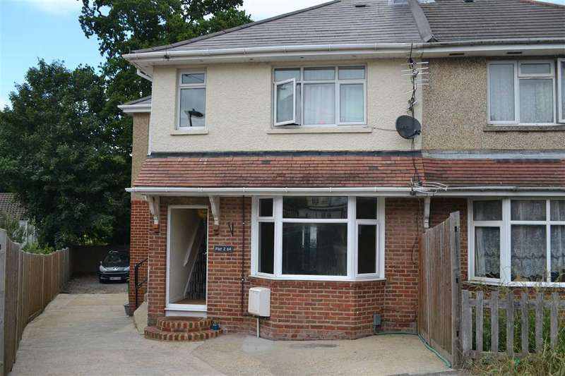2 Bedrooms Maisonette Flat for sale in Blackthorn Road, Southampton