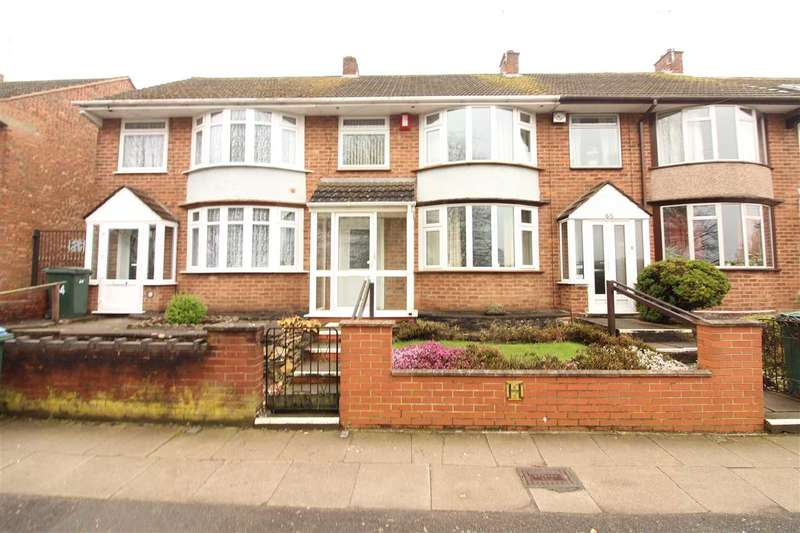 3 Bedrooms Terraced House for sale in Tiverton Road, Wyken, Coventry