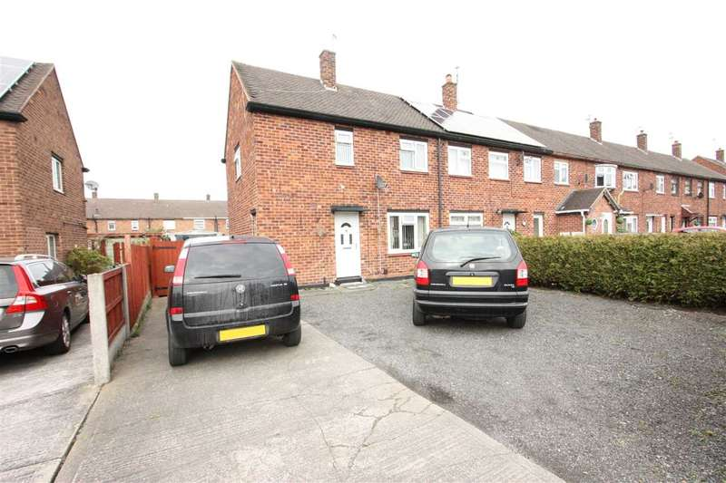 3 Bedrooms End Of Terrace House for sale in Ferguson Avenue, Ellesmere Port