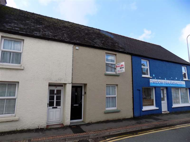 2 Bedrooms Terraced House for sale in Prendergast, Haverfordwest