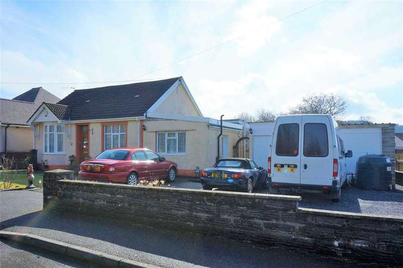 3 Bedrooms Detached Bungalow for sale in Dolanog, Heol Hirwaun Olau, TUMBLE, Llanelli