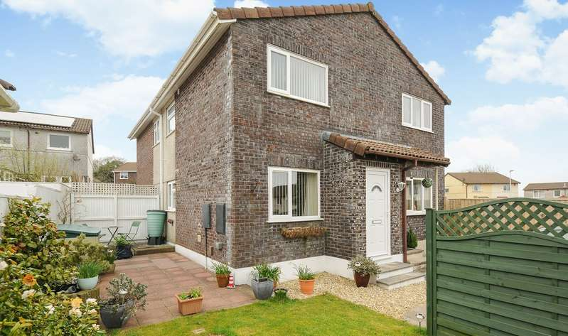 1 Bedroom Semi Detached House for sale in Woolwell PL6