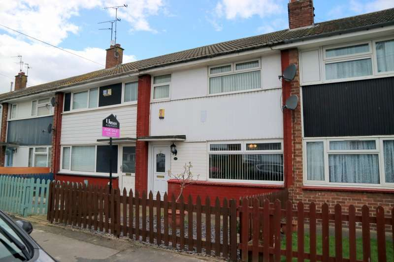 3 Bedrooms Terraced House for sale in Fortune Close, Hull, HU8
