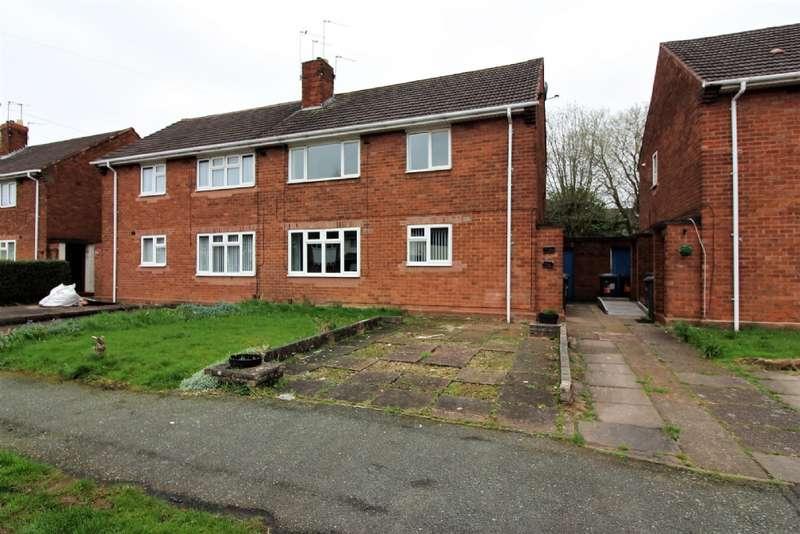 1 Bedroom Flat for sale in Merrick Road, Wednesfield