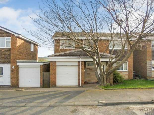 4 Bedrooms Detached House for sale in Thornley Close, Ushaw Moor, Durham