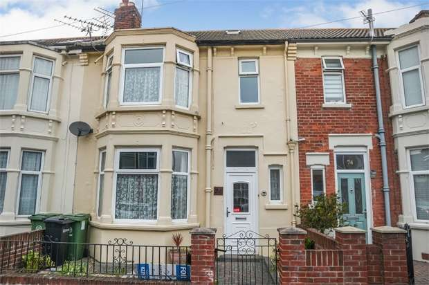 3 Bedrooms Terraced House for sale in Magdalen Road, Portsmouth, Hampshire