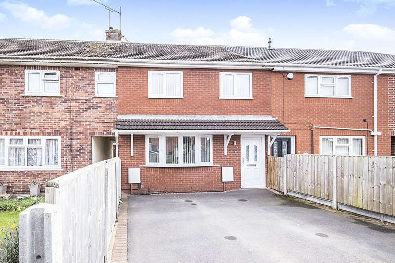 3 Bedrooms Property for sale in Cashmore Road, Bedworth, CV12
