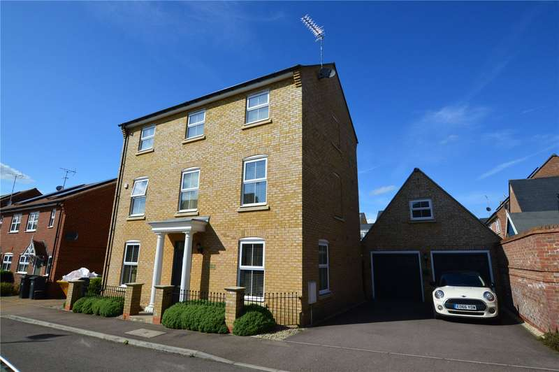 5 Bedrooms Detached House for sale in Stansted